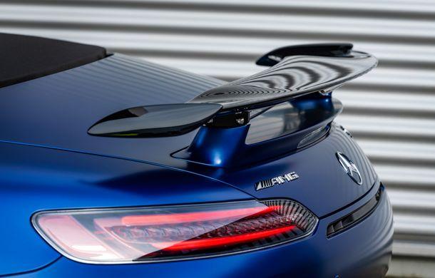Mercedes-AMG a prezentat noul AMG GT R Roadster: 585 de cai putere și 3.6 secunde pentru sprintul de la 0 la 100 km/h - Poza 13