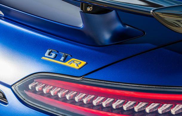 Mercedes-AMG a prezentat noul AMG GT R Roadster: 585 de cai putere și 3.6 secunde pentru sprintul de la 0 la 100 km/h - Poza 16