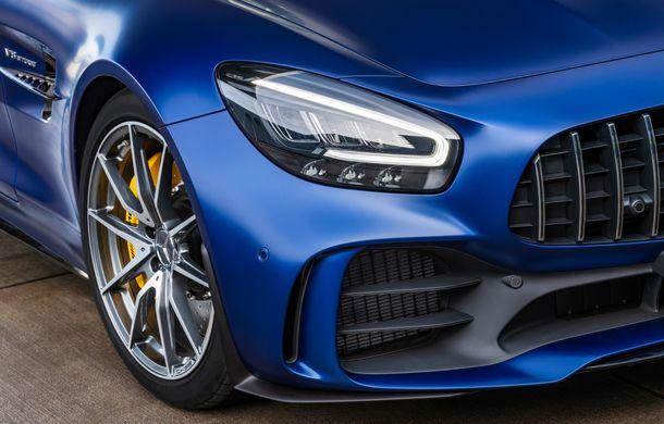 Mercedes-AMG a prezentat noul AMG GT R Roadster: 585 de cai putere și 3.6 secunde pentru sprintul de la 0 la 100 km/h - Poza 17