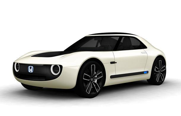 Honda va lansa o gamă de modele electrice de mici dimensiuni: Sports EV, următorul pe listă după versiunea de serie a lui E Prototype - Poza 1