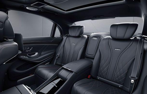 Cântec de lebădă: Mercedes-AMG aduce la Geneva versiunea S65 Final Edition echipată cu motorul V12 de 630 CP - Poza 9