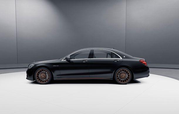 Cântec de lebădă: Mercedes-AMG aduce la Geneva versiunea S65 Final Edition echipată cu motorul V12 de 630 CP - Poza 4