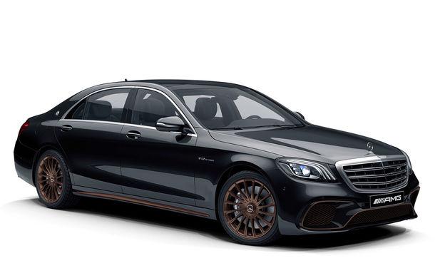 Cântec de lebădă: Mercedes-AMG aduce la Geneva versiunea S65 Final Edition echipată cu motorul V12 de 630 CP - Poza 1