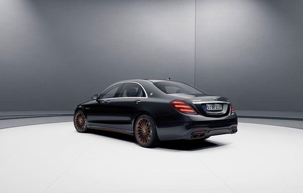 Cântec de lebădă: Mercedes-AMG aduce la Geneva versiunea S65 Final Edition echipată cu motorul V12 de 630 CP - Poza 3