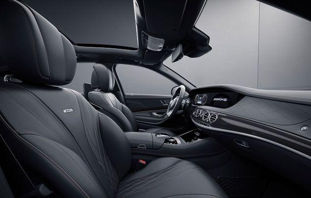 Cântec de lebădă: Mercedes-AMG aduce la Geneva versiunea S65 Final Edition echipată cu motorul V12 de 630 CP - Poza 8