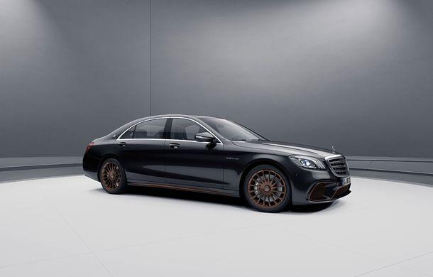 Cântec de lebădă: Mercedes-AMG aduce la Geneva versiunea S65 Final Edition echipată cu motorul V12 de 630 CP - Poza 2