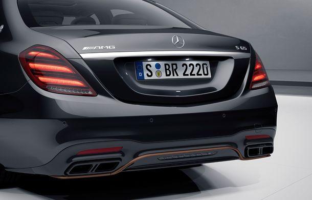 Cântec de lebădă: Mercedes-AMG aduce la Geneva versiunea S65 Final Edition echipată cu motorul V12 de 630 CP - Poza 5