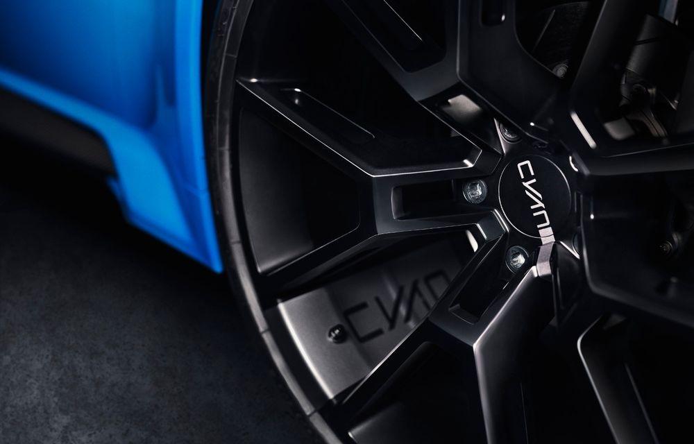 Lynk&Co prezintă Cyan 03 Concept: versiunea de stradă a sedanului cu care chinezii vor concura în Cupa Mondială de Turisme promite 528 CP - Poza 16