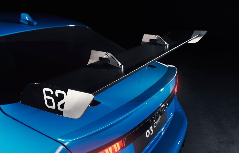 Lynk&Co prezintă Cyan 03 Concept: versiunea de stradă a sedanului cu care chinezii vor concura în Cupa Mondială de Turisme promite 528 CP - Poza 9