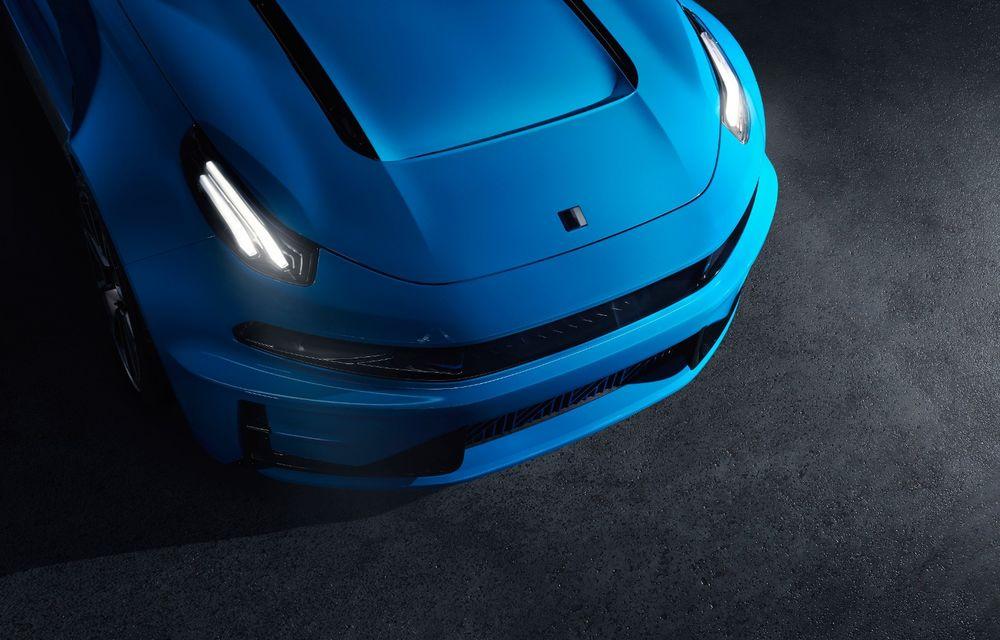 Lynk&Co prezintă Cyan 03 Concept: versiunea de stradă a sedanului cu care chinezii vor concura în Cupa Mondială de Turisme promite 528 CP - Poza 14