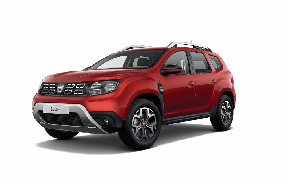 Dacia lansează ediția limitată Ultimate pentru Duster, Logan și modelele din familia Stepway: culori noi pentru caroserie și pachet generos de dotări în varianta standard - Poza 2