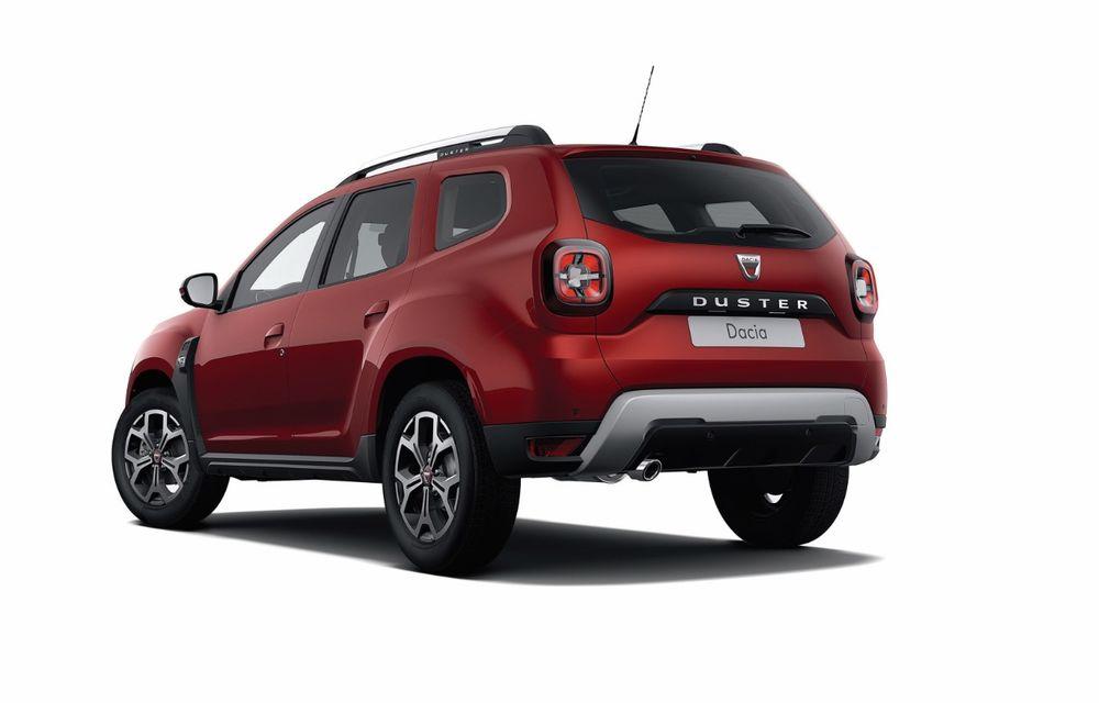 Dacia lansează ediția limitată Ultimate pentru Duster, Logan și modelele din familia Stepway: culori noi pentru caroserie și pachet generos de dotări în varianta standard - Poza 3