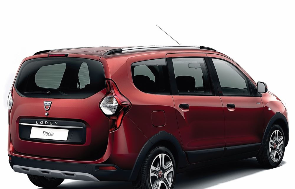 Dacia lansează ediția limitată Ultimate pentru Duster, Logan și modelele din familia Stepway: culori noi pentru caroserie și pachet generos de dotări în varianta standard - Poza 8
