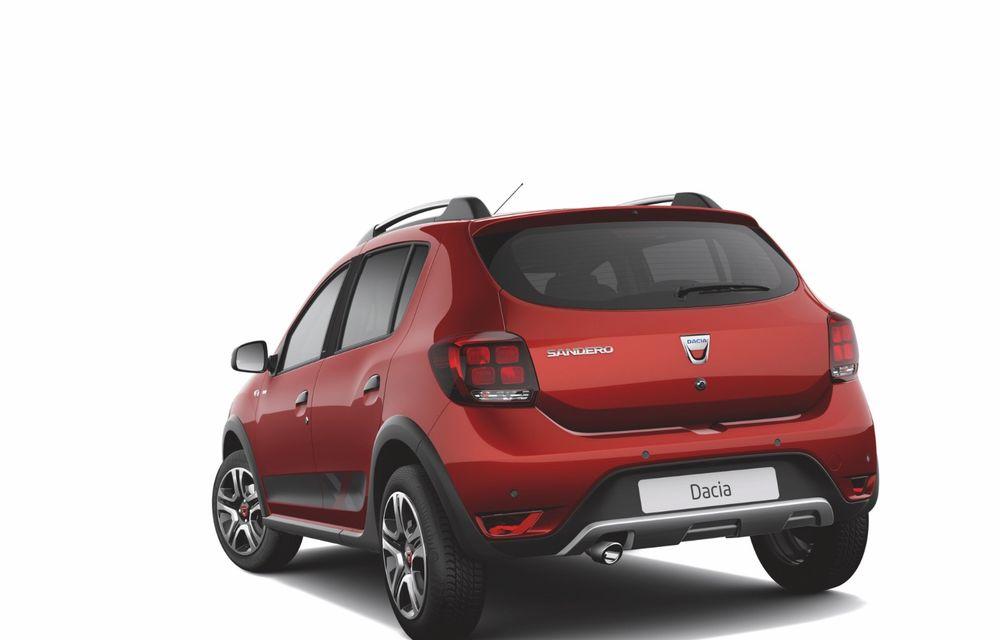 Dacia lansează ediția limitată Ultimate pentru Duster, Logan și modelele din familia Stepway: culori noi pentru caroserie și pachet generos de dotări în varianta standard - Poza 13