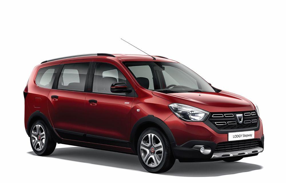 Dacia lansează ediția limitată Ultimate pentru Duster, Logan și modelele din familia Stepway: culori noi pentru caroserie și pachet generos de dotări în varianta standard - Poza 6