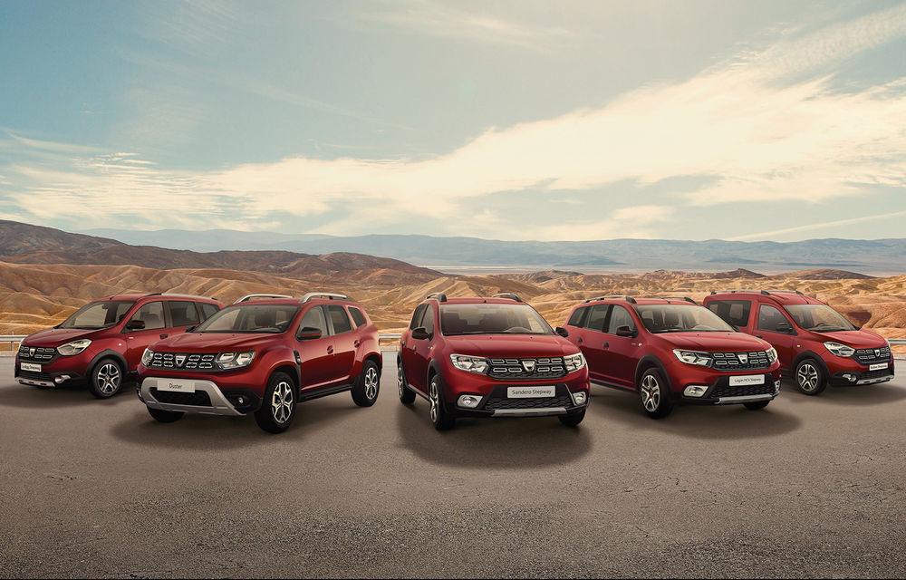 Dacia lansează ediția limitată Ultimate pentru Duster, Logan și modelele din familia Stepway: culori noi pentru caroserie și pachet generos de dotări în varianta standard - Poza 1