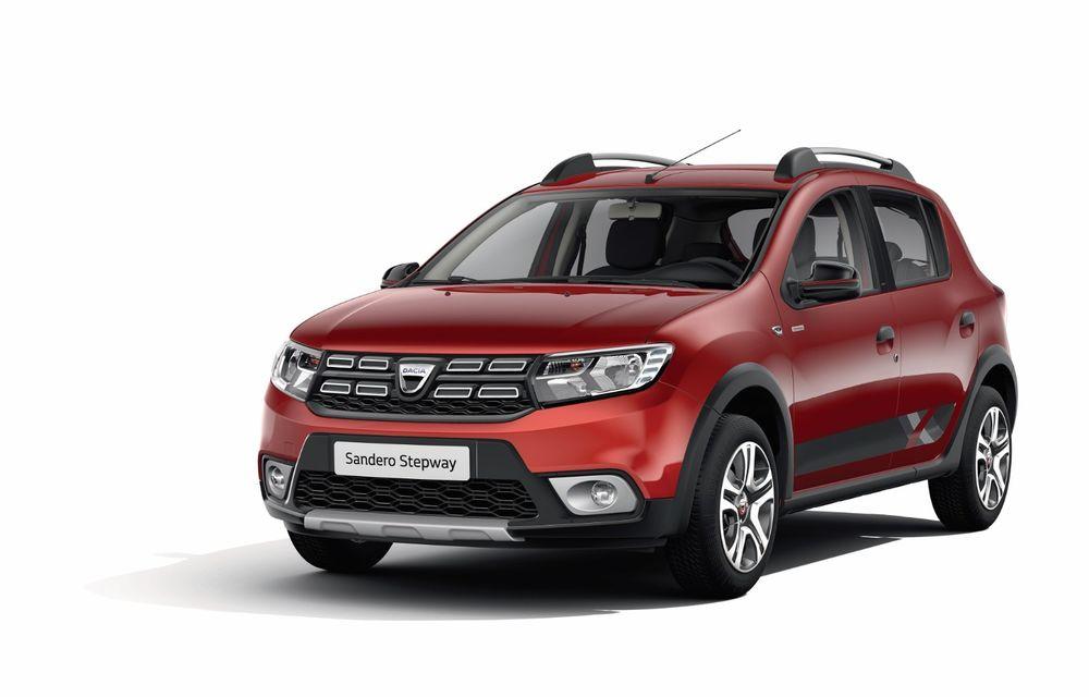 Dacia lansează ediția limitată Ultimate pentru Duster, Logan și modelele din familia Stepway: culori noi pentru caroserie și pachet generos de dotări în varianta standard - Poza 12