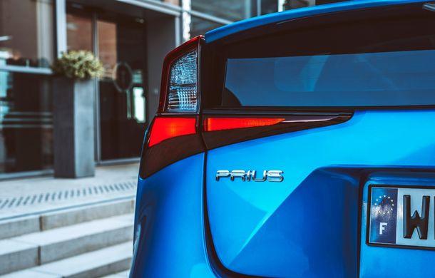Toyota Prius facelift vine în premieră europeană la Geneva: tracțiunea integrală AWD-i este disponibilă opțional - Poza 14