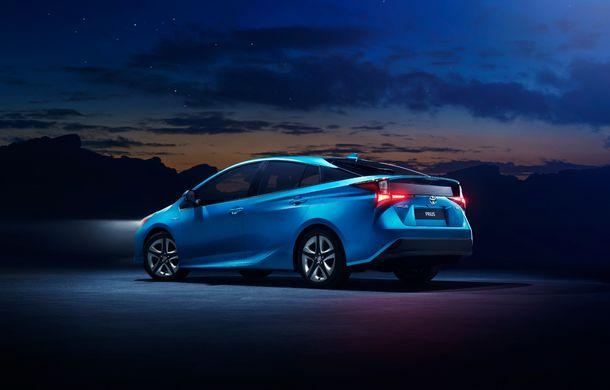 Toyota Prius facelift vine în premieră europeană la Geneva: tracțiunea integrală AWD-i este disponibilă opțional - Poza 11
