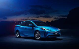 Toyota Prius facelift vine în premieră europeană la Geneva: tracțiunea integrală AWD-i este disponibilă opțional