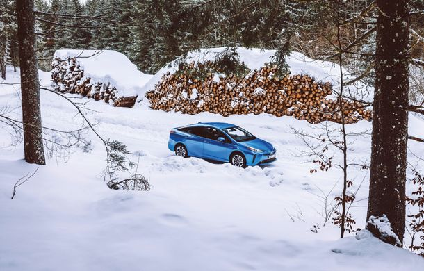 Toyota Prius facelift vine în premieră europeană la Geneva: tracțiunea integrală AWD-i este disponibilă opțional - Poza 6