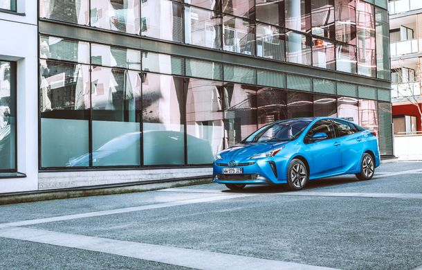 Toyota Prius facelift vine în premieră europeană la Geneva: tracțiunea integrală AWD-i este disponibilă opțional - Poza 7