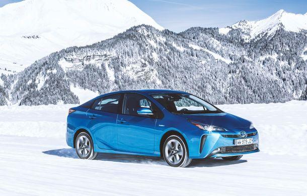 Toyota Prius facelift vine în premieră europeană la Geneva: tracțiunea integrală AWD-i este disponibilă opțional - Poza 4