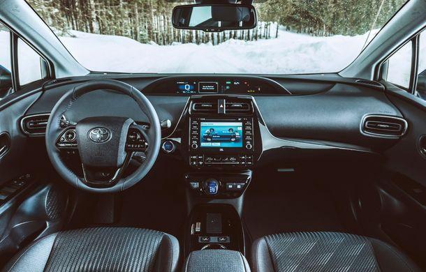 Toyota Prius facelift vine în premieră europeană la Geneva: tracțiunea integrală AWD-i este disponibilă opțional - Poza 15