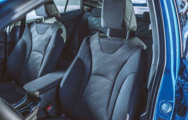 Toyota Prius facelift vine în premieră europeană la Geneva: tracțiunea integrală AWD-i este disponibilă opțional - Poza 17