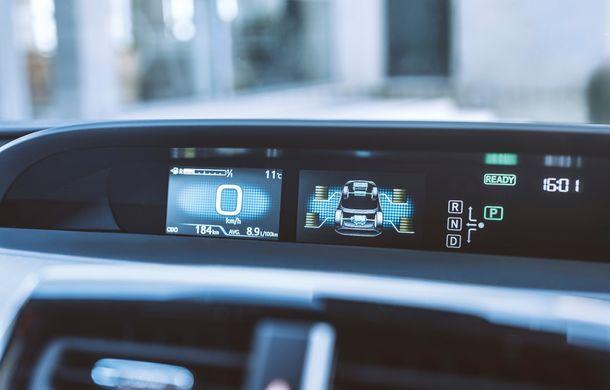 Toyota Prius facelift vine în premieră europeană la Geneva: tracțiunea integrală AWD-i este disponibilă opțional - Poza 18
