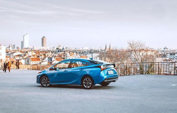 Toyota Prius facelift vine în premieră europeană la Geneva: tracțiunea integrală AWD-i este disponibilă opțional - Poza 9
