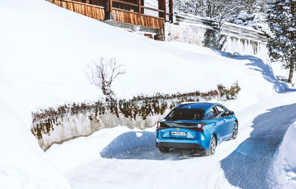 Toyota Prius facelift vine în premieră europeană la Geneva: tracțiunea integrală AWD-i este disponibilă opțional - Poza 5