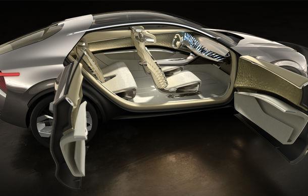 Imagine by Kia: conceptul electric cu 21 de ecrane Ultra HD indică direcția de design a viitoarelor modele Kia - Poza 5