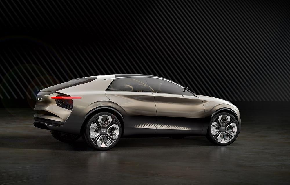 Imagine by Kia: conceptul electric cu 21 de ecrane Ultra HD indică direcția de design a viitoarelor modele Kia - Poza 2