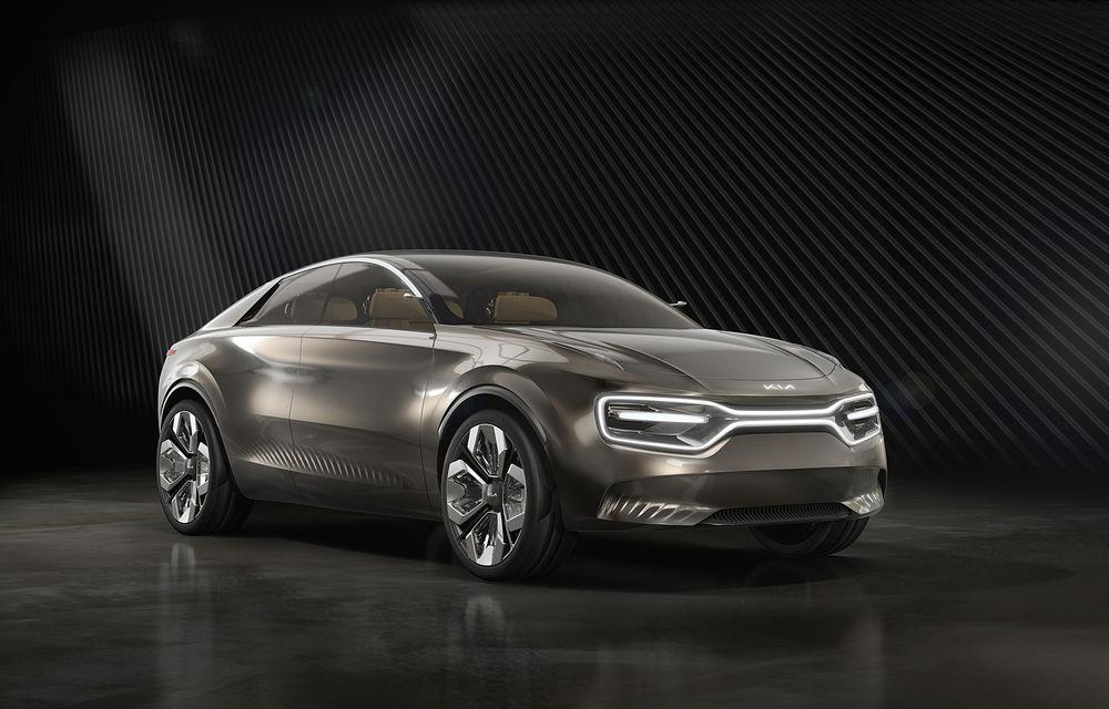 Imagine by Kia: conceptul electric cu 21 de ecrane Ultra HD indică direcția de design a viitoarelor modele Kia - Poza 1