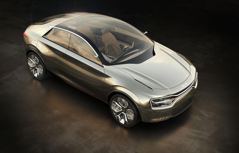 Imagine by Kia: conceptul electric cu 21 de ecrane Ultra HD indică direcția de design a viitoarelor modele Kia - Poza 4