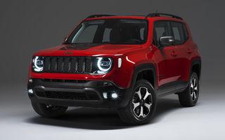 Versiuni plug-in hybrid pentru Jeep Renegade și Compass: SUV-urile vor avea până la 240 CP și autonomii electrice de 50 de kilometri