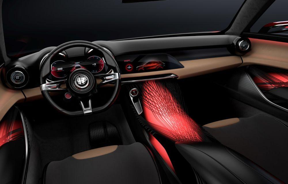 Alfa Romeo Stelvio va avea un frate mai mic: conceptul Tonale anunță un SUV compact plug-in hybrid - Poza 17