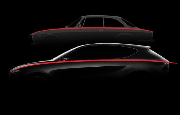 Alfa Romeo Stelvio va avea un frate mai mic: conceptul Tonale anunță un SUV compact plug-in hybrid - Poza 7