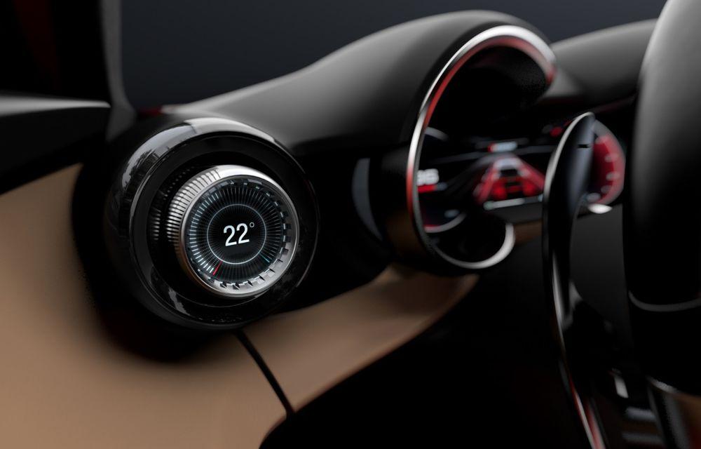 Alfa Romeo Stelvio va avea un frate mai mic: conceptul Tonale anunță un SUV compact plug-in hybrid - Poza 14