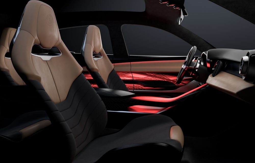Alfa Romeo Stelvio va avea un frate mai mic: conceptul Tonale anunță un SUV compact plug-in hybrid - Poza 18