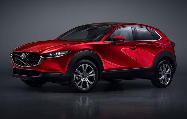 Mazda CX-30 este cel mai nou SUV al mărcii japoneze: design modern, pachet generos de tehnologii de siguranță și motorizări preluate de pe noul Mazda 3 - Poza 1