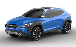 Subaru Viziv Adrenaline Concept, poze și detalii oficiale: prototipul niponilor anunță o evoluție a designului pentru viitoarele modele