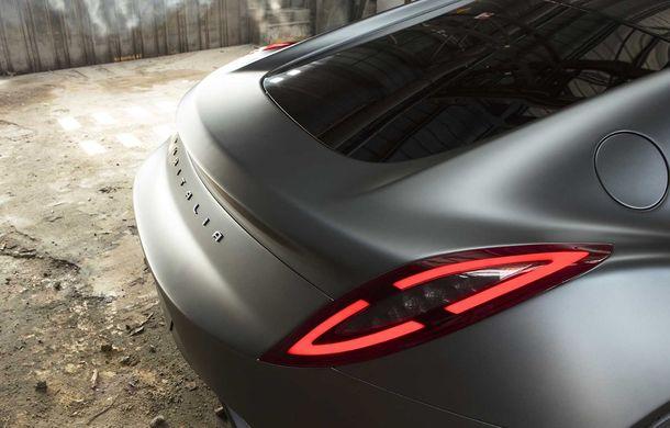 Puritalia Berlinetta, expus la Geneva: un GT echipat cu sistem de propulsie plug-in hybrid cu peste 970 CP - Poza 11
