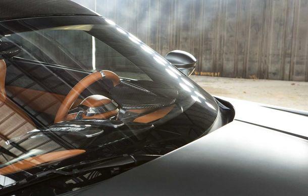 Puritalia Berlinetta, expus la Geneva: un GT echipat cu sistem de propulsie plug-in hybrid cu peste 970 CP - Poza 21