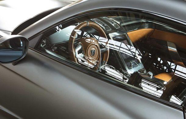 Puritalia Berlinetta, expus la Geneva: un GT echipat cu sistem de propulsie plug-in hybrid cu peste 970 CP - Poza 18