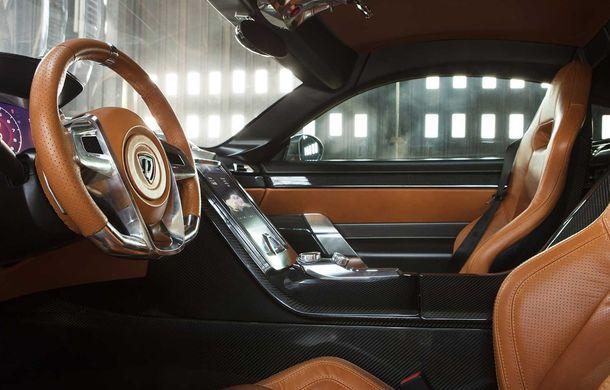 Puritalia Berlinetta, expus la Geneva: un GT echipat cu sistem de propulsie plug-in hybrid cu peste 970 CP - Poza 19