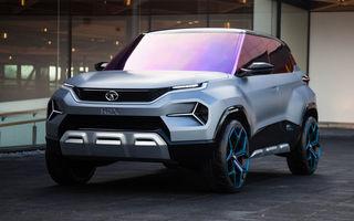 Tata lansează H2X Concept la Geneva: indienii pregătesc un SUV subcompact pentru 2020