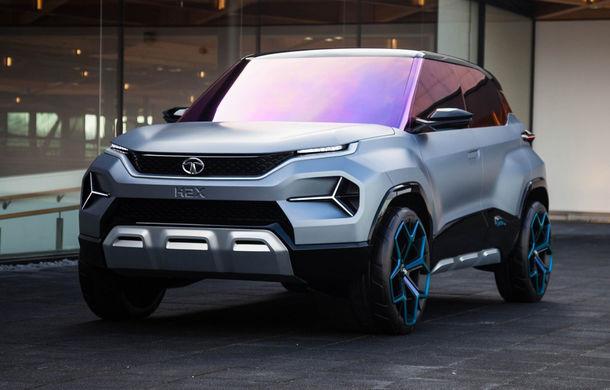 Tata lansează H2X Concept la Geneva: indienii pregătesc un SUV subcompact pentru 2020 - Poza 1
