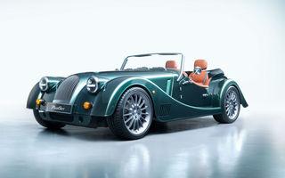 Morgan Plus Six: design retro, arhitectură nouă și motor de 3.0 litri cu 340 CP împrumutat din gama BMW